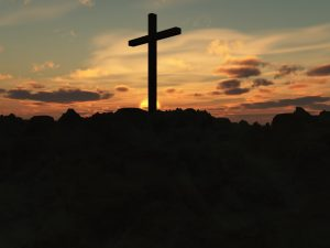 Cross @ Sunset